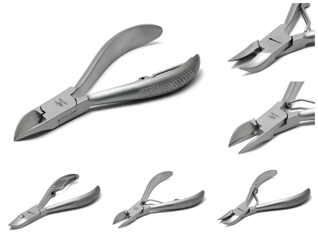 Nail pliers made of stainless steel