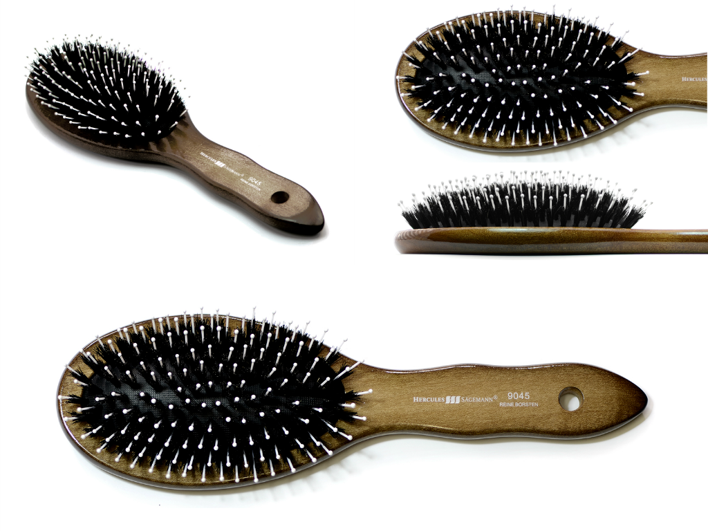 Natural Hair Brushes From Germany