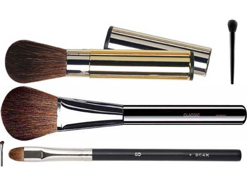 brushes size various natural make makeup natural up what brushes squirrel brushes up make are of with made